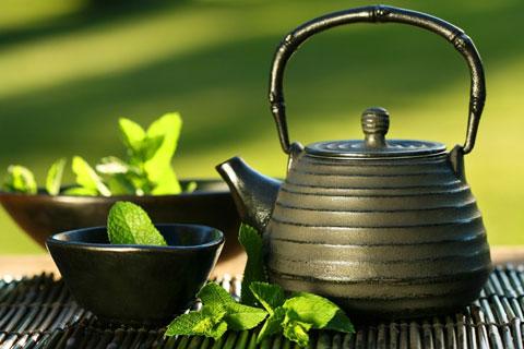 Bí quyết đẹp da và vóc dáng từ trà xanh - 2