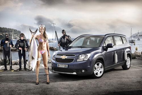 Công bố giá Chevrolet Orlando 2011 - 4