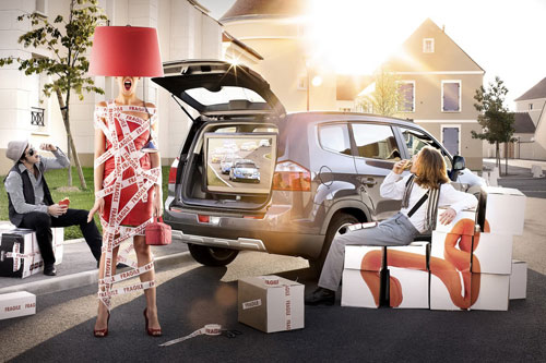 Công bố giá Chevrolet Orlando 2011 - 8