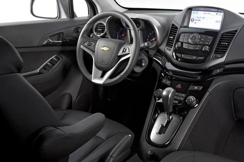 Công bố giá Chevrolet Orlando 2011 - 14