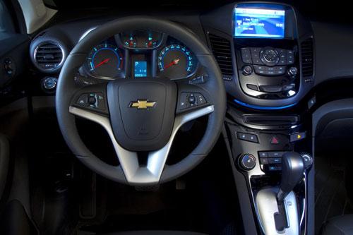 Công bố giá Chevrolet Orlando 2011 - 10