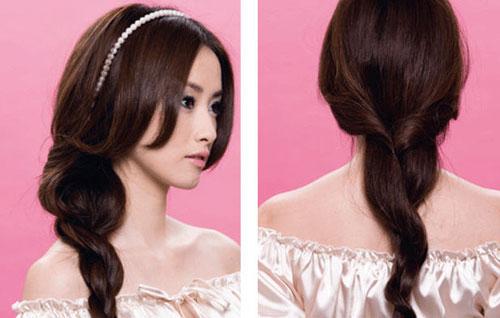 mái tóc đẹp để hoàn thiện hình ảnh của bản thân