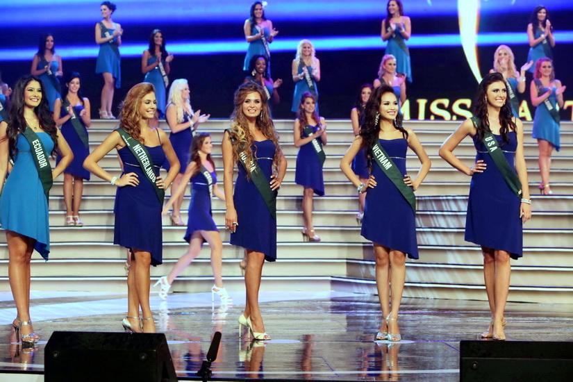 Hoa hậu Ấn Độ đăng quang đầy thuyết phục! - 6