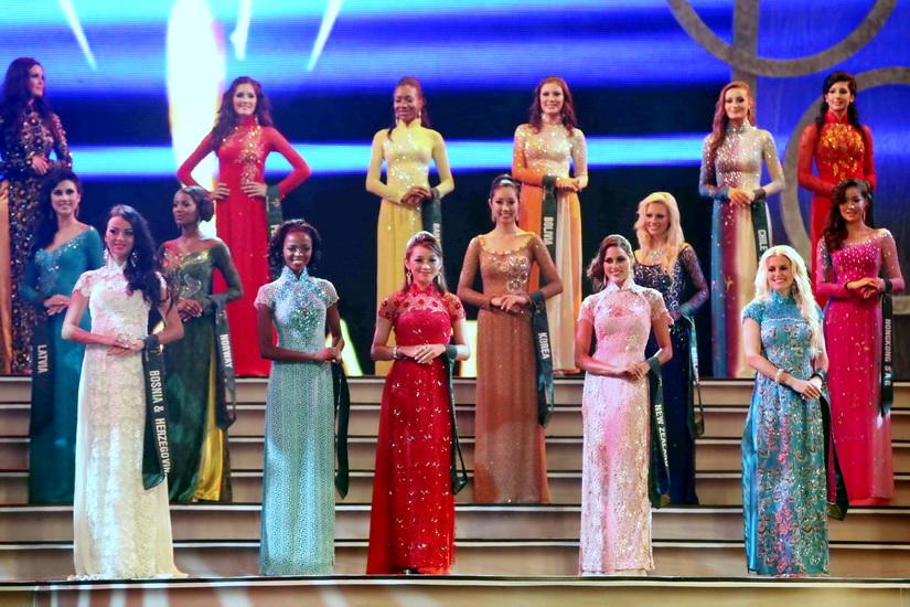 Hoa hậu Ấn Độ đăng quang đầy thuyết phục! - 7
