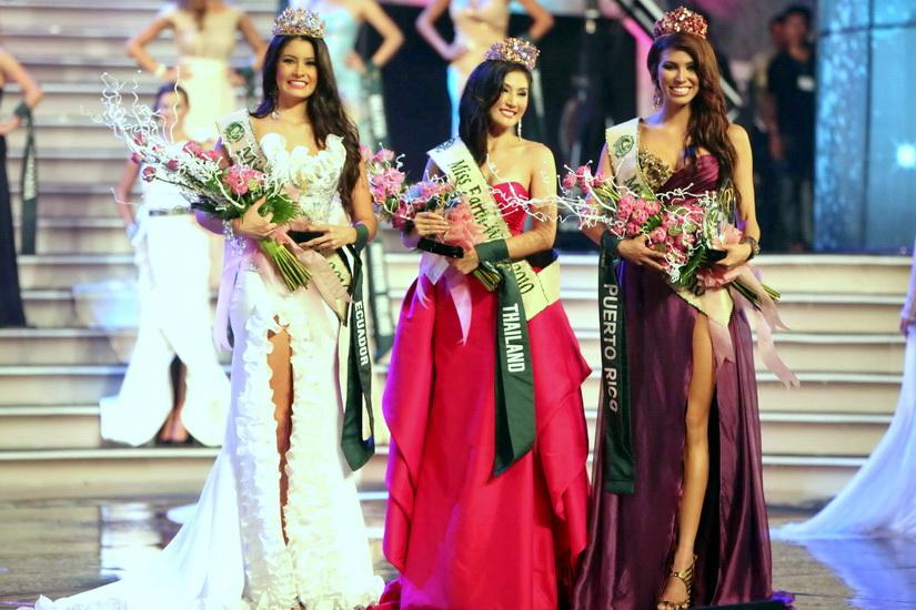 Hoa hậu Ấn Độ đăng quang đầy thuyết phục! - 3