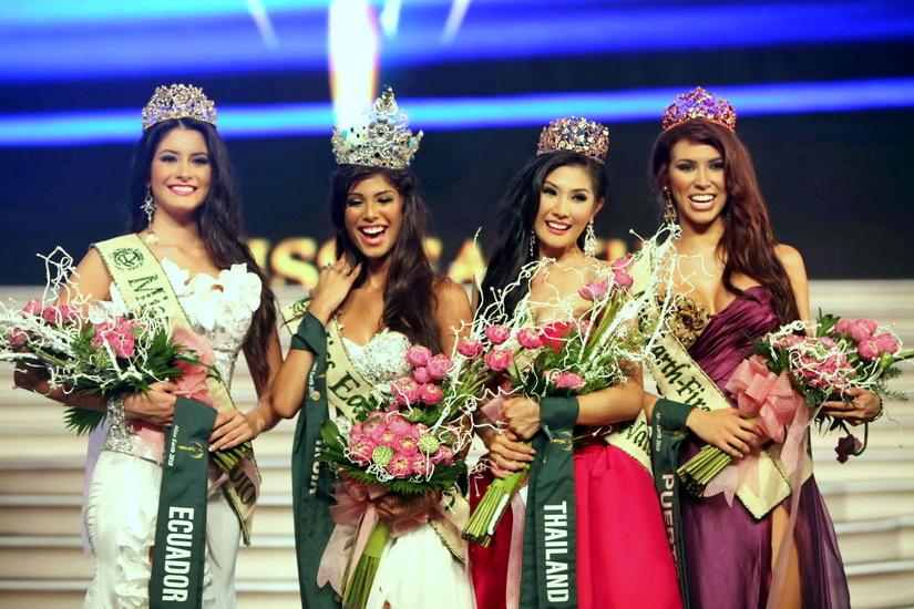 Hoa hậu Ấn Độ đăng quang đầy thuyết phục! - 4