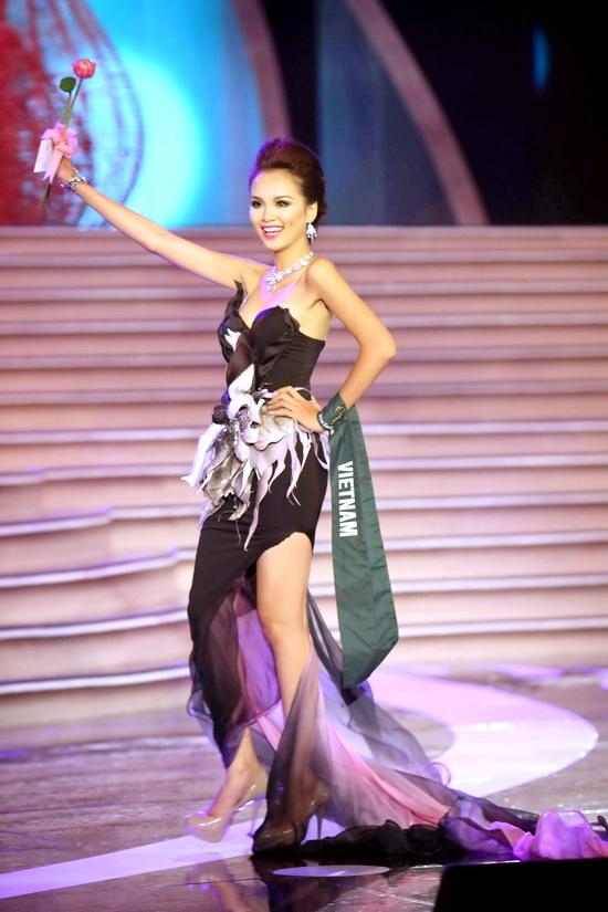 Hoa hậu Ấn Độ đăng quang đầy thuyết phục! - 5