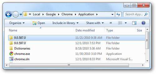 Khắc phục lỗi Google Chrome crash thường xuyên - 3