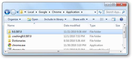 Khắc phục lỗi Google Chrome crash thường xuyên - 4