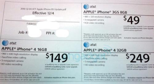 iPhone 4 và 3GS giảm giá mạnh - 2