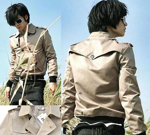 Áo khoác đẹp mê hồn dành cho nam giới - 1