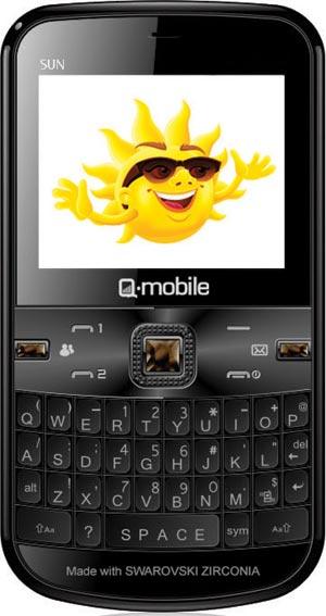 Q-mobile SUN – Thần Mặt Trời - 3