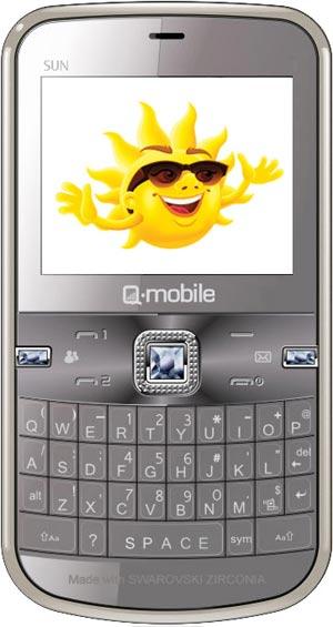 Q-mobile SUN – Thần Mặt Trời - 2