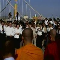 Campuchia mở lại cây cầu Kim Cương