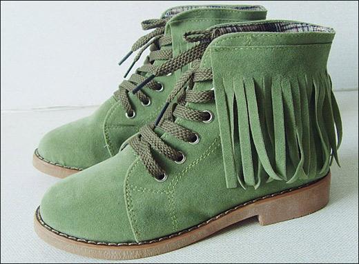 """Chọn giày siêu """"hot"""" mùa đông năm nay - 14"""