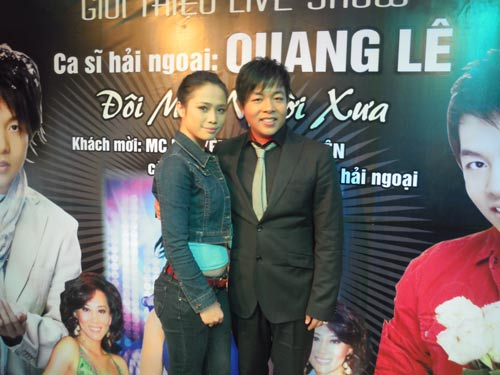 Quang Lê về Việt Nam vì các… mẹ - 1