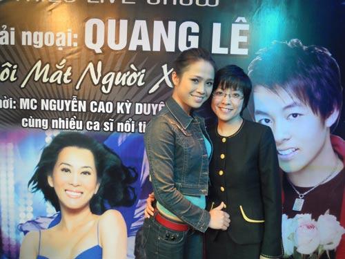Quang Lê về Việt Nam vì các… mẹ - 2
