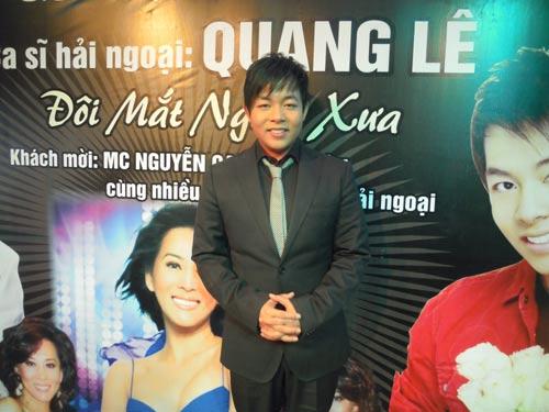 Quang Lê về Việt Nam vì các… mẹ - 3