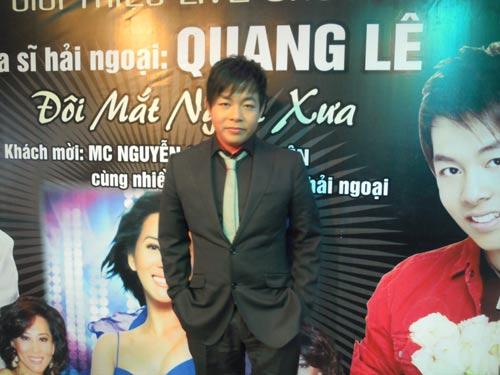Quang Lê về Việt Nam vì các… mẹ - 4