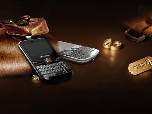 Q-mobile SUN – Thần Mặt Trời - 1