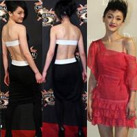 Váy áo Châu Tấn thanh tao hay nhạt nhẽo?