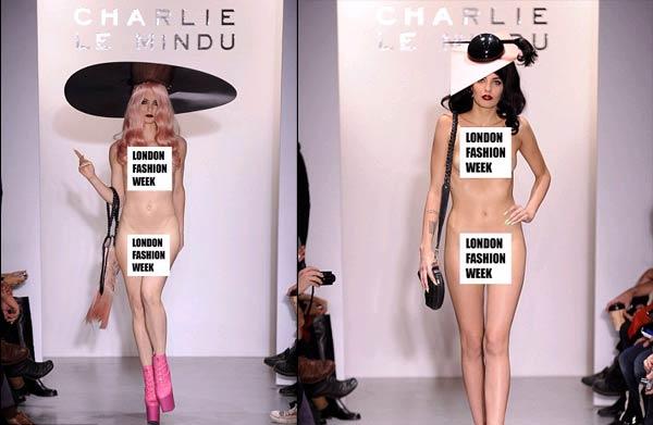 Vì sao người mẫu hay… khỏa thân? - 4