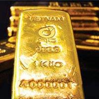 Giá vàng - USD bất ngờ lao dốc