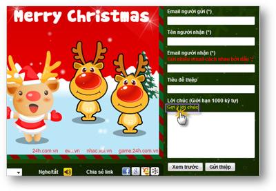 Món quà Giáng sinh độc đáo gửi tặng người thân - 2