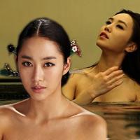 Nóng, lạnh với cảnh tắm trần của sao Hàn