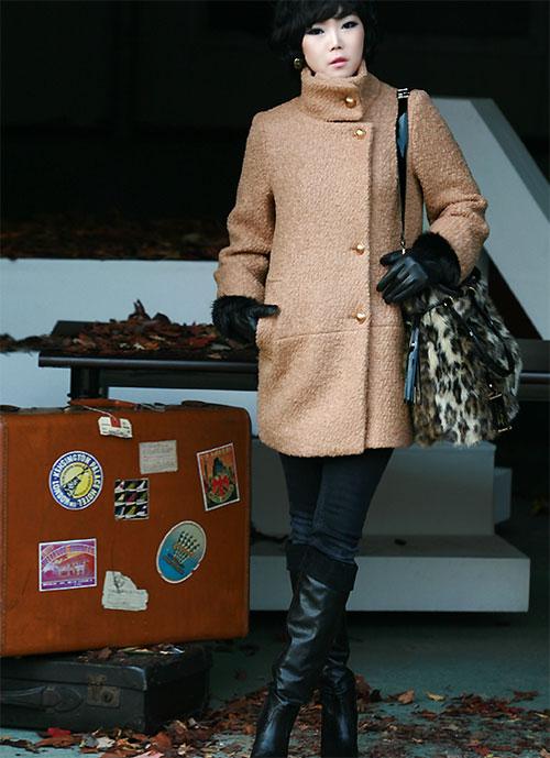 Áo khoác đẹp cho dân công sở - 1