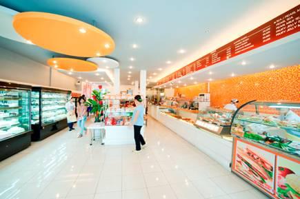 Kinh Đô Bakery với phong cách mới - 1