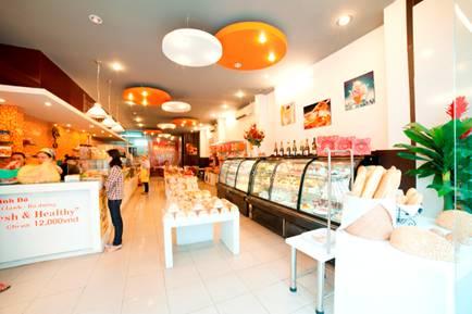 Kinh Đô Bakery với phong cách mới - 2