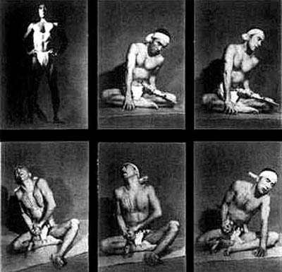 Những hình phạt đáng sợ thời cổ xưa - 1