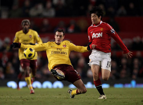 """Arsenal: Pháo """"xịt"""" trong cuộc chiến lớn - 1"""