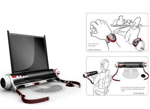 """Top 15 mẫu thiết kế laptop """"khó cưỡng"""" trong tương lai - 1"""