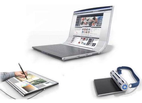"""Top 15 mẫu thiết kế laptop """"khó cưỡng"""" trong tương lai - 2"""
