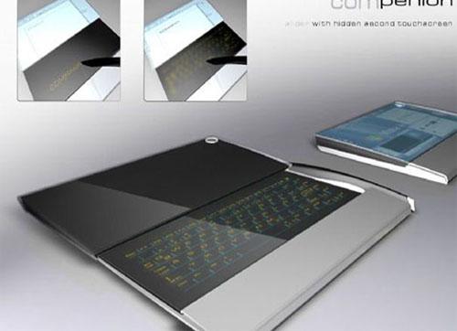 """Top 15 mẫu thiết kế laptop """"khó cưỡng"""" trong tương lai - 11"""