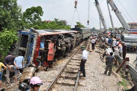 10 vụ tai nạn kinh hoàng nhất năm 2010 - 2