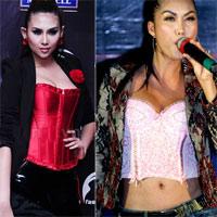Khi sao Việt xài áo corset sexy
