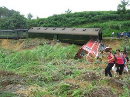 10 vụ tai nạn kinh hoàng nhất năm 2010 - 3