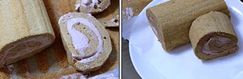 Tự làm bánh khúc cây đón Giáng sinh - 6