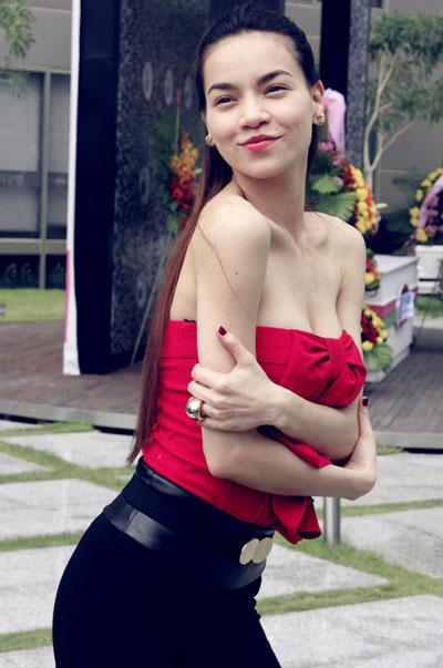 Hồ Ngọc Hà: Tôi mặc đơn giản nhưng vẫn đẹp - 6