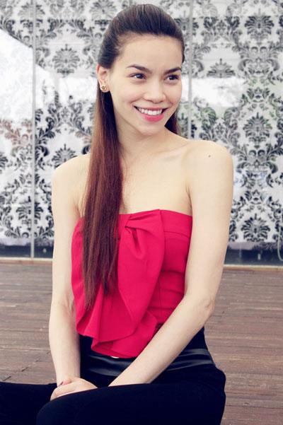 Hồ Ngọc Hà: Tôi mặc đơn giản nhưng vẫn đẹp - 8