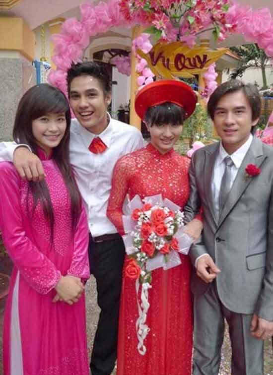 Những đám cưới đình đám trên màn ảnh Việt - 6