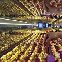2011: Biểu đồ giá vàng đi lên