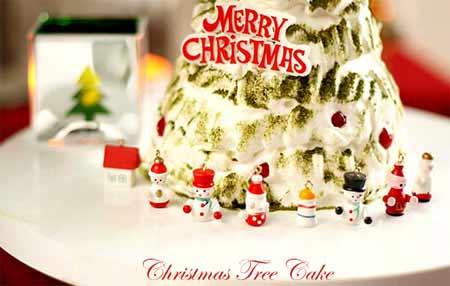 Trang trí bánh kem cho Noel lung linh - 9