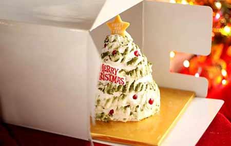 Trang trí bánh kem cho Noel lung linh - 10