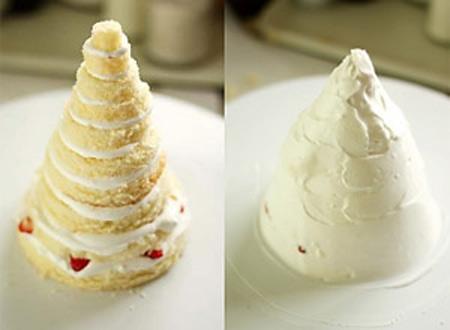 Trang trí bánh kem cho Noel lung linh - 5
