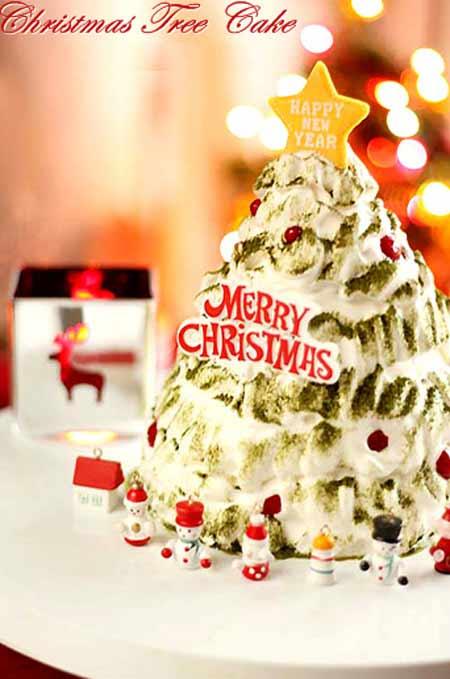 Trang trí bánh kem cho Noel lung linh - 8