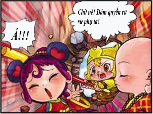 Tây Du Ký Hài (71): Động phòng hoa chúc - 7